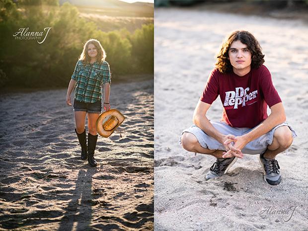 Queen Creek Arizona Portrait Session