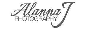 Logo for Alanna Jurden Photography
