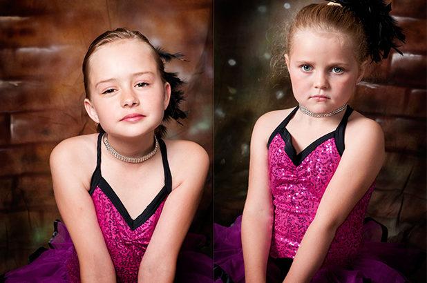 Dance Portraits for Tap Studio