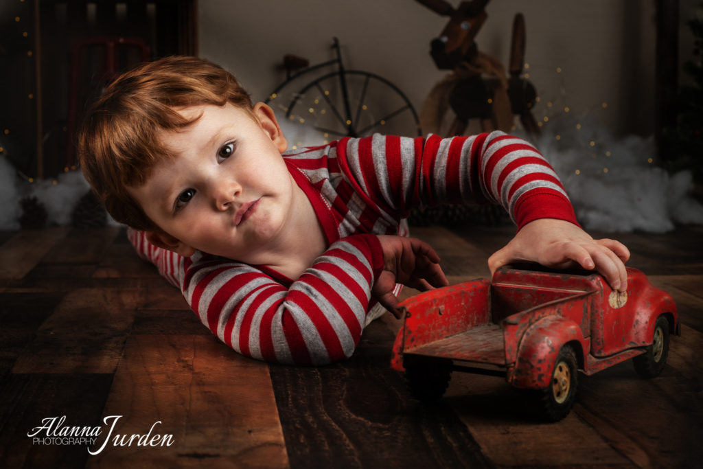 Fine Art Holiday Sessions