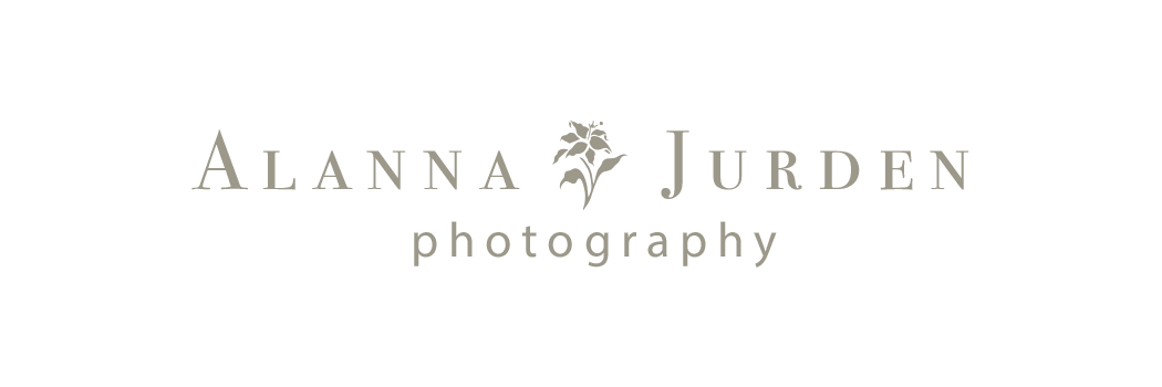 Logo for Alanna Jurden Photography