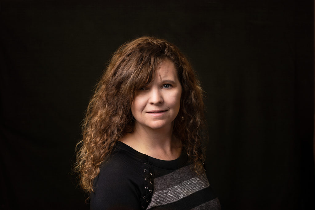 Alanna Jurden Photography Self Portrait