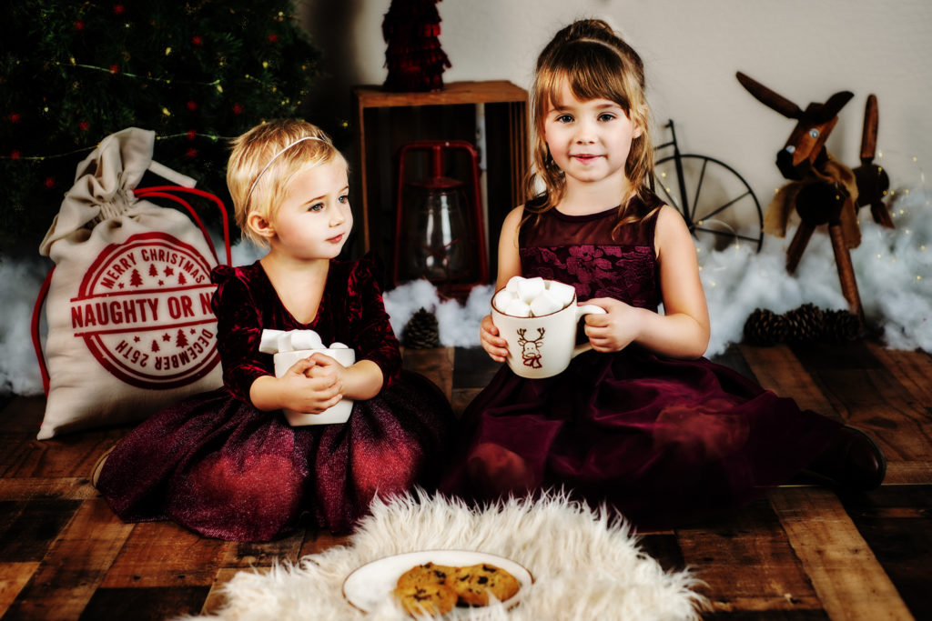 Holiday Portrait Sessions