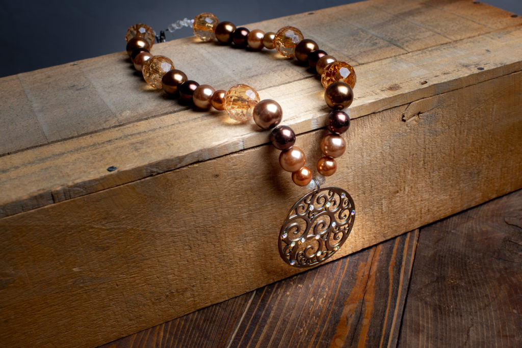 Necklace jewerly photographer queen creek arizona